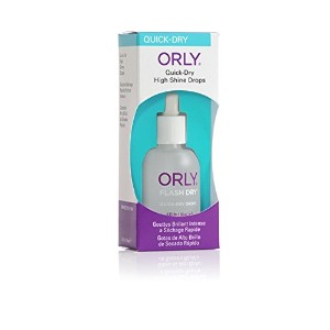 Orly Nail Treatments - Flash Dry Drops - 0.6oz / 18ml
