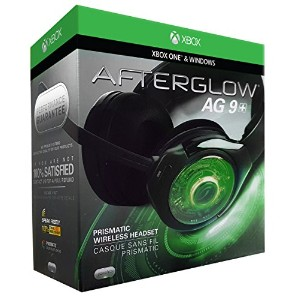 PDP Afterglow AG 9 Wireless Headset - PDP アフターグロー AG 9 ワイヤレス ヘッドセット (Xbox One 海外輸入北米版周辺機器)