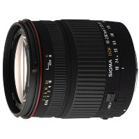 SIGMA シグマ 18-200mm F3.5-6.3 DC デジタル専用 ニコン用 (ニコンD40/x、D60、D5000、D3000ではAF使用不可)