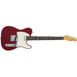 Fender エレキギター MIJ Traditional 60s Telecaster® Custom Rosewood Torino Red
