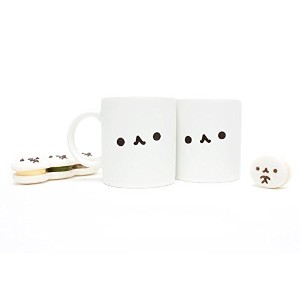 Merry Between Mug cup set(mochi couple)