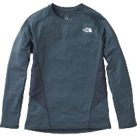 (ノースフェイス) THE NORTH FACE L/SGTDMELANGECREW M UR