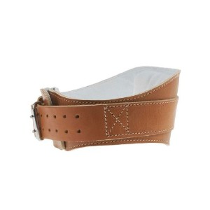 Power Leather Contour Belt 1