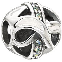 """Authentic Chamilia Charm """" Just what I wanted """" INFINITY 2025–0907Limited Edition"""