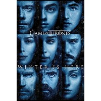 Game Of Thrones Poster Winter Is Here 209 / ゲーム オブ スローンズ ポスター ウィンター ウィズ ヒア 209