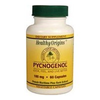 海外直送品Healthy Origins Pycogonal Vegetarian Capsules, 60 vcaps 100 mg(Pack of 2)