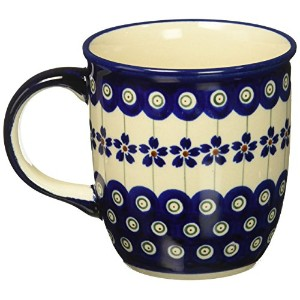Polish Pottery Coffee Mug by Polish Pottery Market