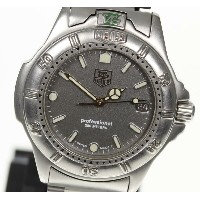 【TAGHEUER】タグホイヤー プロフェッショナル 999.213A クォーツ ボーイズ☆【中古】