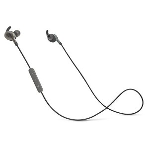 JBL エベレスト 110 Wireless In-Ear Headphones with In-ライン Remote and Mic (Gunmetal) 『海外取寄せ品』