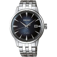 "[セイコー] SEIKO 腕時計 SEIKO PRESAGE Automatic Blue Gradation Cocktail Time ""Blue Moon"" 自動巻/ H, wインdインg..."