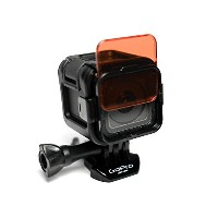 SANDMARC Aqua Filter: Dive and Scuba Filter Set Accessory for GoPro Hero 4 and 3+ Cameras - 5 Pack ...