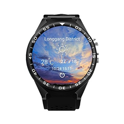 CESSBO S99C 1.39 Inch 3G Smart Watch Waterproof Bluetooth WIFI MTK6580 Smart Watch Phone Waterproof...
