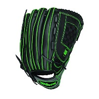 Wilson 6 – 4-3 Slowpitchソフトボールグローブ