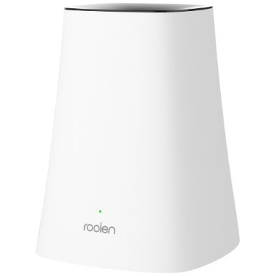 BR01/W Breath Cool-Mist Humidifier クールミスト 加湿器 Roolen社 White【並行輸入】