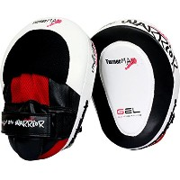 TurnerMAXフォーカスパッドBoxingフックとJab Mitts Strike Kick Shield