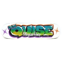 DGK DECK ディージーケー デッキ MARQUISE HENRY AIR BRUSH 8.06