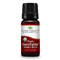 Plant Therapy Germ Fighter Organic Essential Oil Blend. 100% Pure and Undiluted for Aromatherapy,...