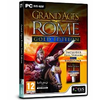 Grand Ages Rome - Gold Edition (PC) (輸入版)