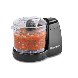 Toastmaster TM-61MC 1.5 Cup One-Touch Mini Food Chopper, Black by Toastmaster [並行輸入品]