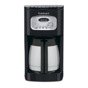 Cuisinart DCC-1150BKFR 10 Cup Thermal Coffee Maker, Black (Certified Refurbished) [並行輸入品]
