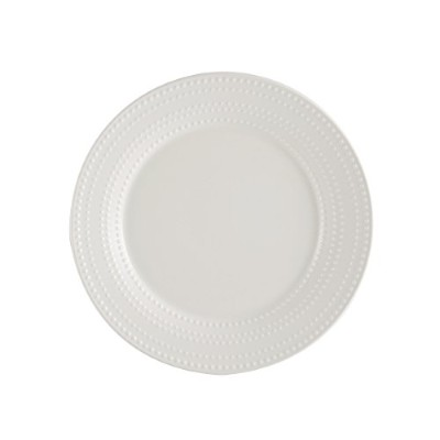 Mikasa Ryder Salad Plate, 22cm, White