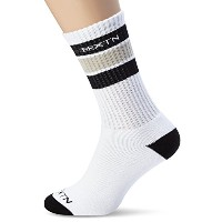 BRIXTON ブリクストン ELMORE SOCKS WHITE/BLACK