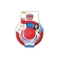 KONG Rubber Flyer Small Red 6.5' [並行輸入品]