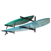 Surfboard Storage Rack | Double Surf Home Wall Mount | StoreYourBoard by StoreYourBoard