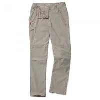 CRAGHOPPERS NOSILIFE WOMENS PRO TROUSERS LONG MUSHROOM (SIZE 16)