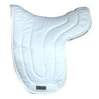 Exselle Dressage Double Backサドルパッド