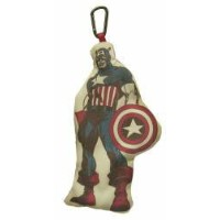 MARVEL Vintage Art Pouch キャプテン・アメリカ[セキグチ]《取り寄せ※暫定》