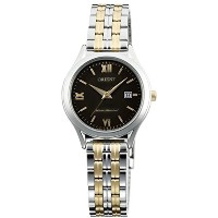 〔オリエント〕ORIENT Fashionable Ladies Quartz Watch SSZ44008B0 海外モデル 《逆輸入品》