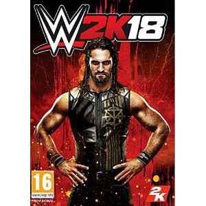 WWE 2K18 [PC Code - Steam] Boxed Version (輸入版)