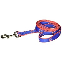 Sporty K9 MLB Chicago Cubs Dog Leash, Large - New Design by Sporty K9