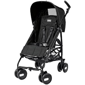 Peg Perego Pliko Mini Umbrella Strollers, Onyx by Peg Perego