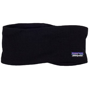 patagonia(パタゴニア) Lined Knit Headband BLK