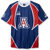 Rhino Rugby Arizona Wildcatsレプリカホームジャージー、XXL