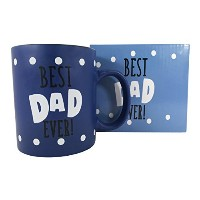 kinrex Dad Gifts – Dadコーヒーマグ – Birthday Mug – Best Dad Ever – Gift for Dad、おじいちゃん、夫から息子、娘、妻 –...