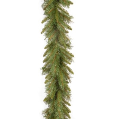 National Tree TF-9A Tiffany Fir Garland with 200 Tips, 9-Feet by 10-Inch by National Tree Company