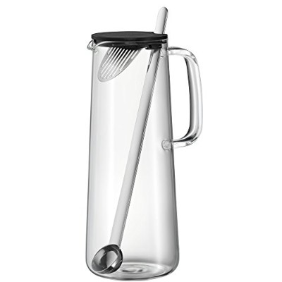 WMF Ice Tea Time 0636376040 Decanter with Sieve and Spoon