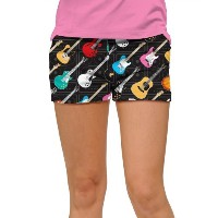 LoudMouth Ladies Rockstar Mini Shorts【ゴルフ レディース>パンツ】