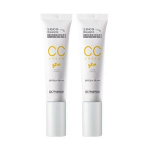 [ Volume up model 40ml]  Dr.Pharm 韓国コスメ  ドクターパム  ハニーCCクリーム  40ml 2個  Set / Nudybase HONEY CC Cream