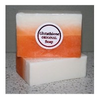 (スキンライトニングソープ) 3 Bars of Kojic Acid  Glutathione Dual Whitening/Bleaching Soap
