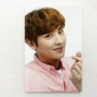 SM Town SUM 2017 EXO POWER UP LIMITED PHOTO CARD Chanyeol Ver. B