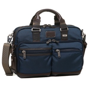トゥミ バッグ TUMI 222640 NVY2 ALPHA BRAVO ANDERSEN SLIM COMMUTER BRIEF ブリーフケース NAVY