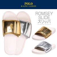 【POLO RALPH LAUREN】ROMSEY SLIDE スリッパ5タイプ