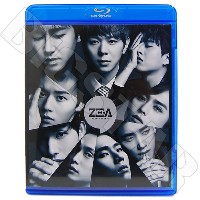 【Blu-ray】☆★ZE:A 2015 BEST Collection ★Breathe Step by Step☆K-POPブルーレイDisc★☆【ZE:A ブルーレイ】