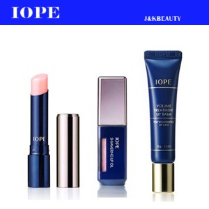 [IOPE] SHIMMERING LIP OIL/VOLUME TREATMENT LIP BALM/WATER FIT TINT LIP