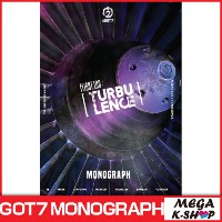 [即日発送][限定版]GOT7 - FLIGHT LOG: TURBULENCE MONOGRAPH