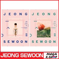JEONG SE WOON EVER 1ST MINI ALBUM[ver.選択][Produce 101]